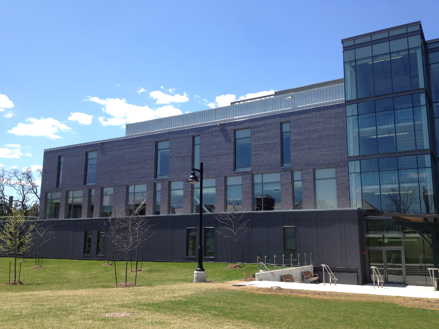 Humber College ---Cement Panel