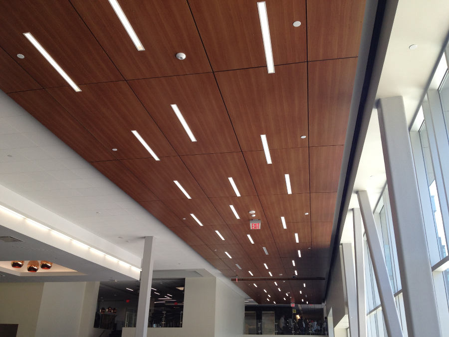 Humber College Prodema Interior